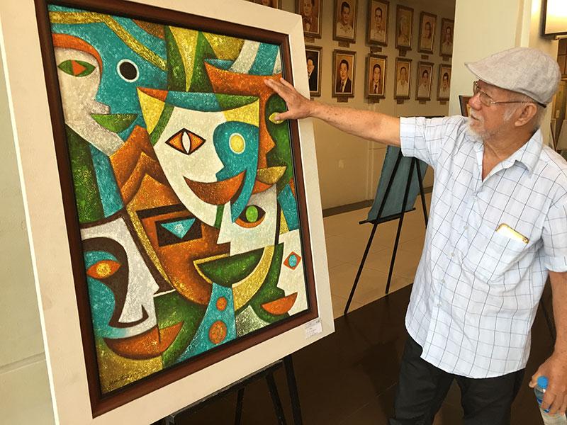 Rodney Martinez Bacold MassKara Festival