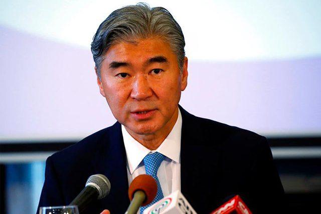 US envoy Kim held talks with North Korea —South Korean media