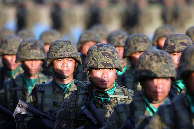 Loyalty to president or law? On an Army official's call for soldiers to resign