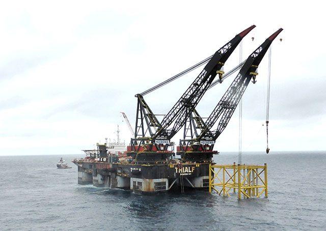 Oil exploration deal