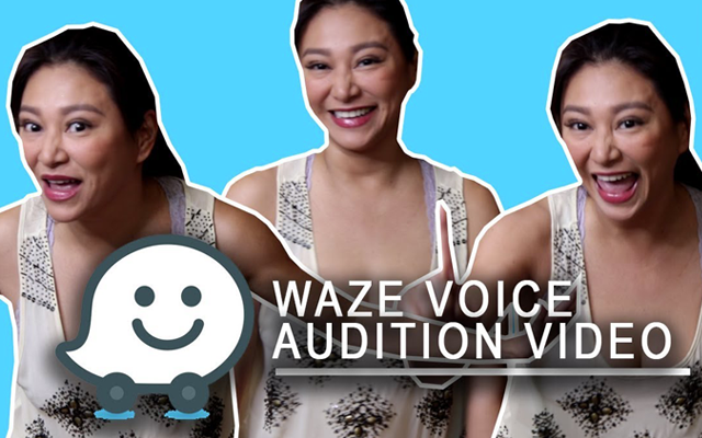 What happens when Rufa Mae Quinto becomes your 'Waze