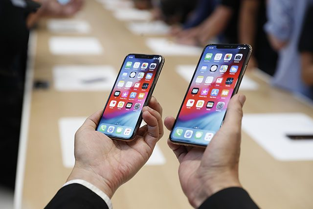 Apple iPhone X retail in China