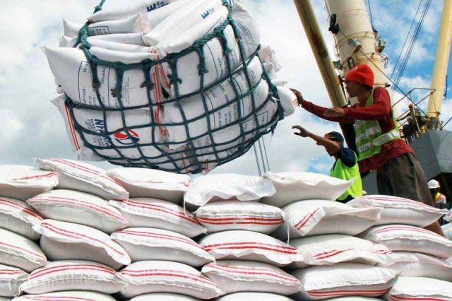 Philippines' rice imports may hit 2 4 million tons, second