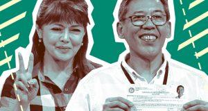 Chel Diokno versus Imee Marcos