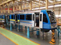 Dalian MRT train
