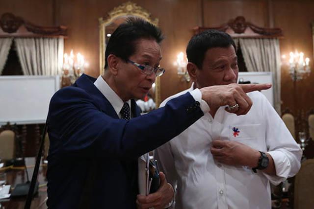 Duterte spokesman critical of U.S. senator's comments on senator detention - Interaksyon