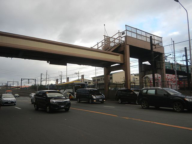 Footbridge-EDSA Magallanes