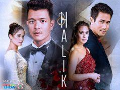 Halik program title card