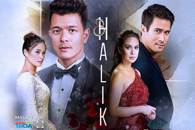 Halik program title card