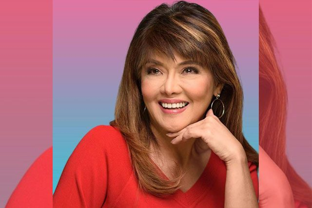 mee Marcos in her official Facebook profile