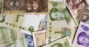 Yuan money