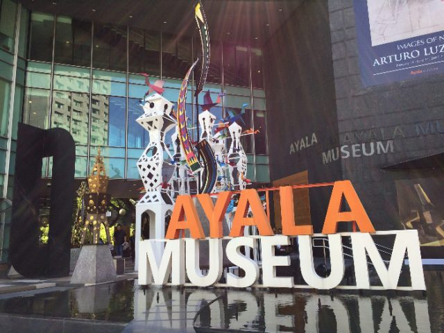 Ayala Museum in the Philippines