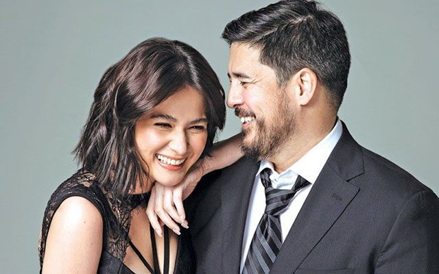 Bea Alonzo and Aga Muhlach