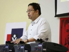 Comelec spokesperson James Jimenez