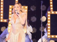 Mariah Carey in Shanghai