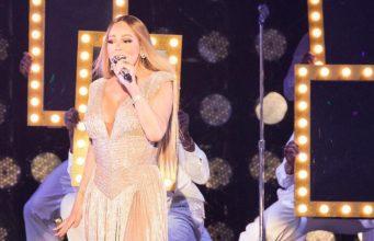 Mariah Carey in Shanghai