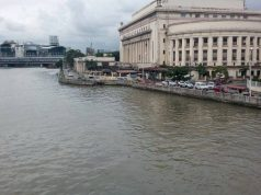 Pasig River in 2018