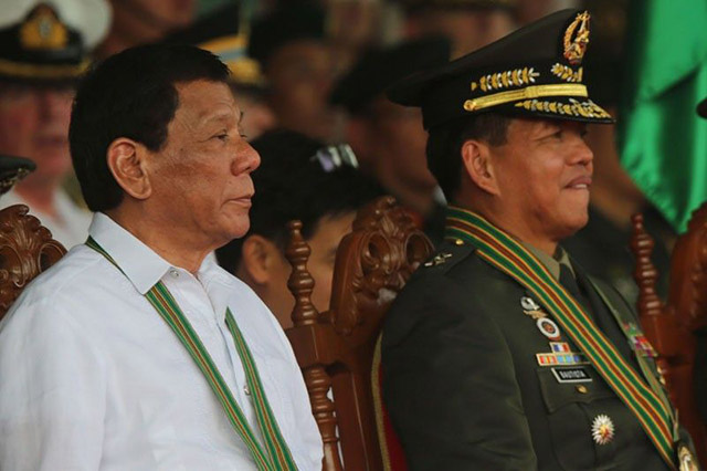 The New Dswd Chief And The Long List Of Soldiers In Duterte S Government