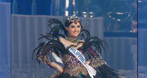 Ahtisa Manalo's national costume