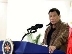 President Duterte mocks Catholics anew