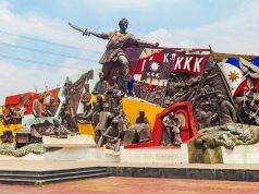 Interaksyon Andres Bonifacio 155th birth anniversary