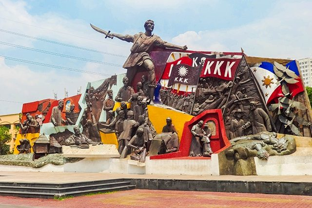 Interaksyon Andres Bonifacio 155th birth anniversary