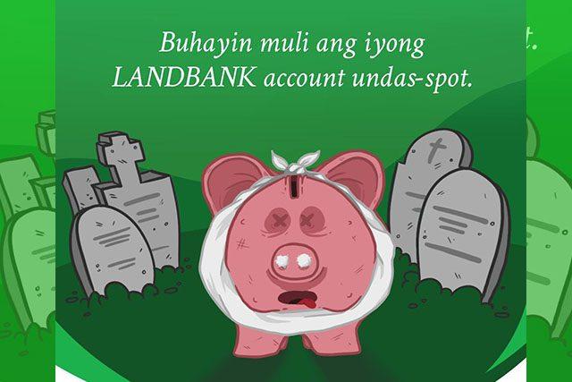 Landbank reminder