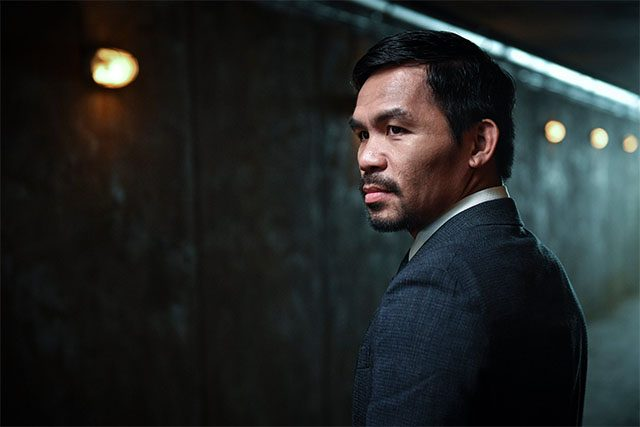 Manny Pacquiao cover photo