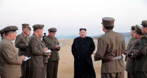 North Korean leader Kim Jong Un