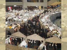 Pop culture bazaar at the Trinoma Activity Center