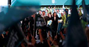 Taiwan President Tsai Ing-wen