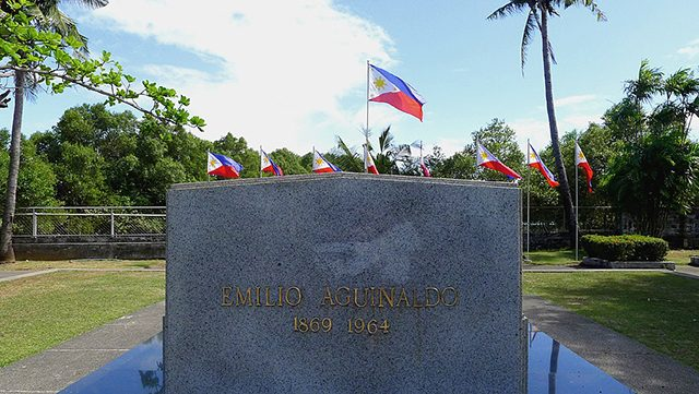 Tomb of Emilio Aguinaldo