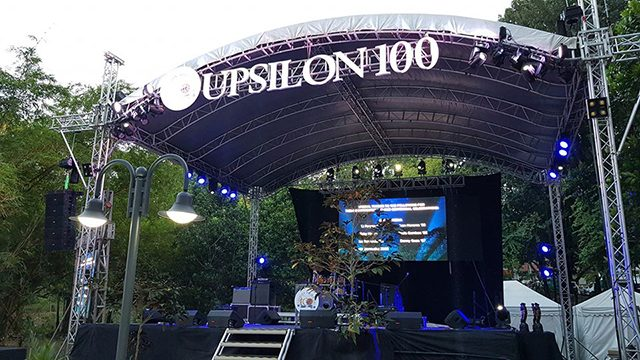 Upsilon100