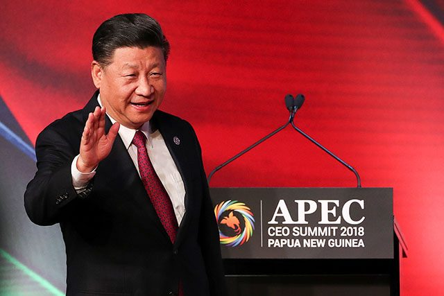 APEC Summit 2018 in Port Moresby