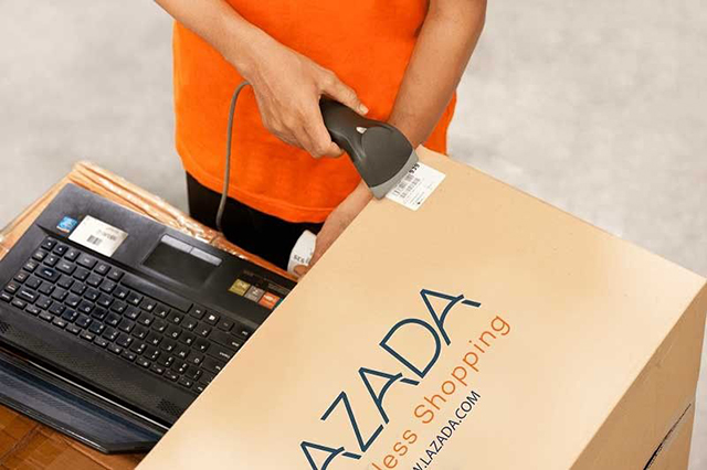 Lazada box