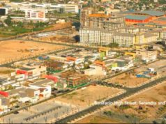 Being developed: Bonifacio High Street