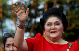 Imelda Marcos is guilty