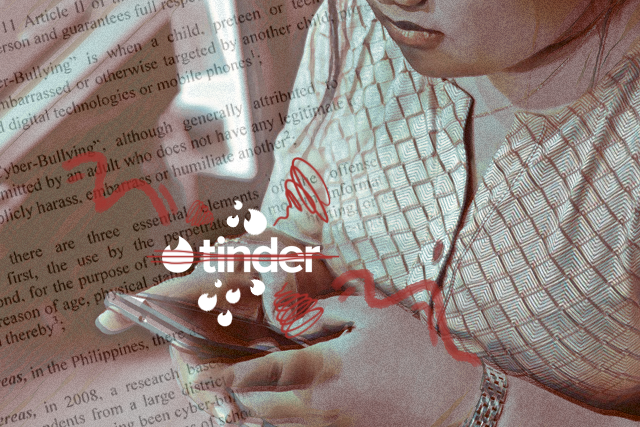 Tinder was reportedly blocked by an internet service provider