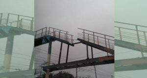Unfinished MMDA bridge