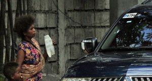 Aeta beggars in Manila Interaksyon