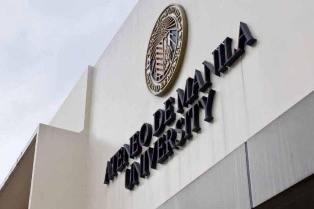 Ateneo de Manila University Interaksyon