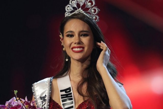 Catriona Gray Interaksyon