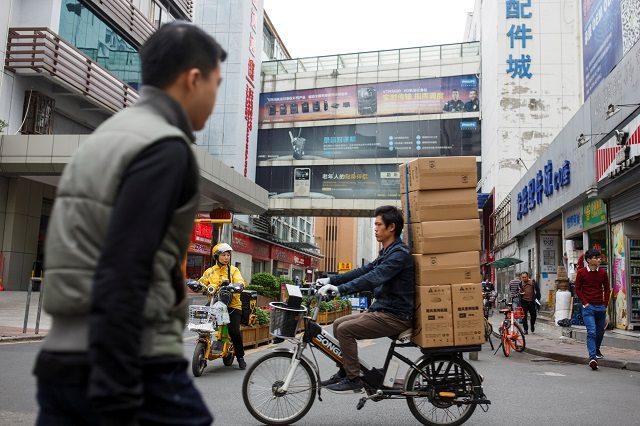 China social media Interaksyon