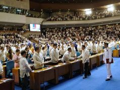 Congress at Duterte's Third SONA