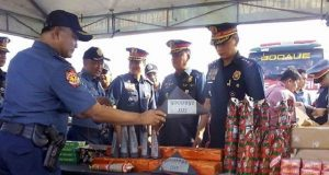 Firecrackers for New Year Interaksyon