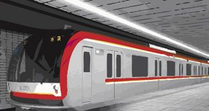 Metro Manila Subway file photo