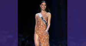 Miss Universe Philippines Catriona Gray Interaksyon