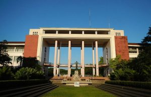 Oblation at UP Diliman