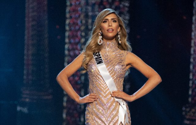 Spain's Angela Ponce