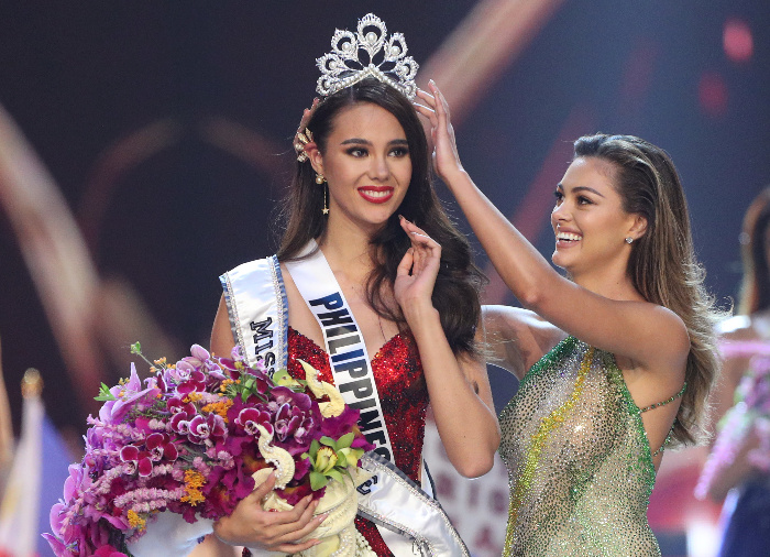 c34b8f758b8a Philippines' crossed out in Aussie newspaper's Catriona Gray headline